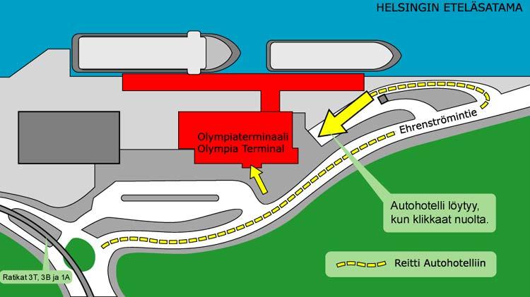 Парковка в Хельсинки на